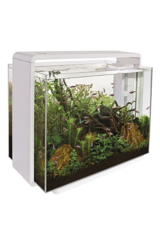 Akvárium Superfish Home 80  (bílé)