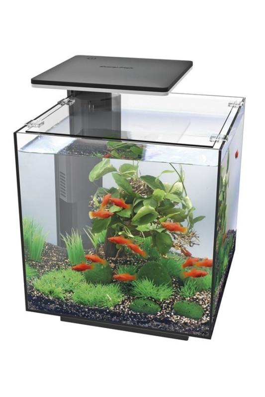 Akvárium Superfish Qubiq 30 černé