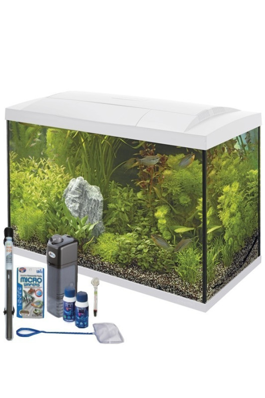 Akvárium Superfish Start 100 Tropical Kit