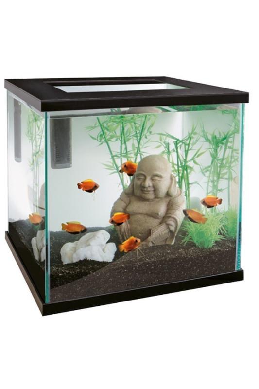 Akvárium Superfish Zen 30 černé