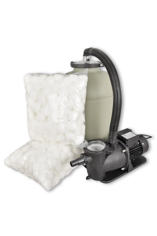 AquaForte Filterset EZ Clean 100