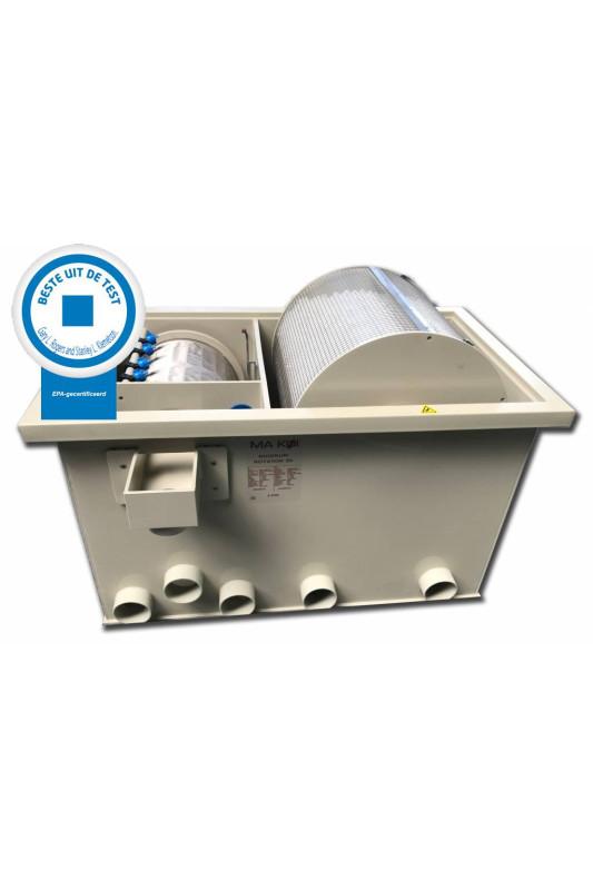 Bubnový filtr Makoi Biodrum Rotator 50