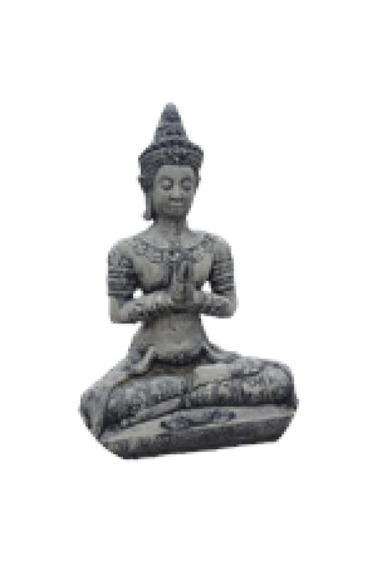 Budha se sepnutýma rukama