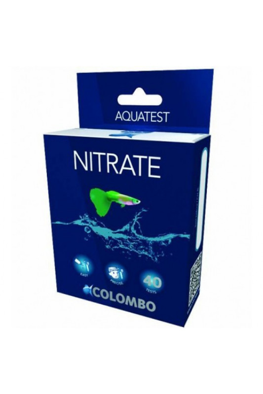 Colombo aqua NO3 test