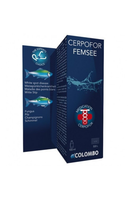 COLOMBO CERPOFOR FEMSEE 1000ML