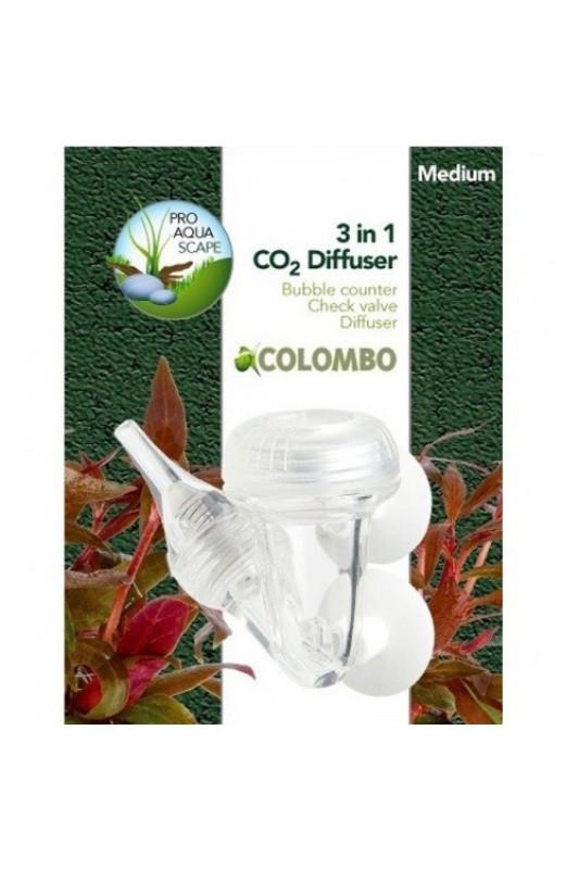 Colombo CO2 3-1 střední difuzor
