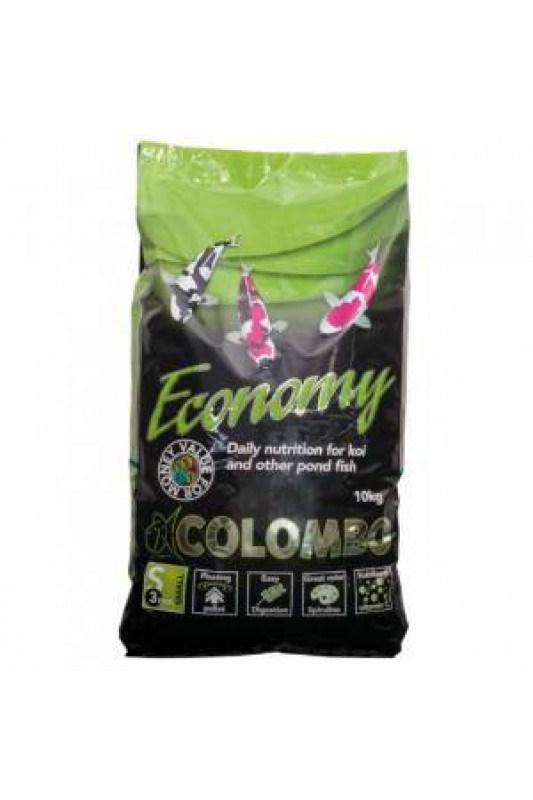 COLOMBO ECONOMY S (3mm) 10kg