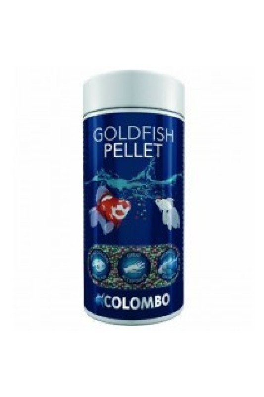 Colombo Goldfish pelety 250 ml