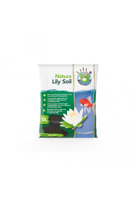 Colombo Natura Lily Soil 10l
