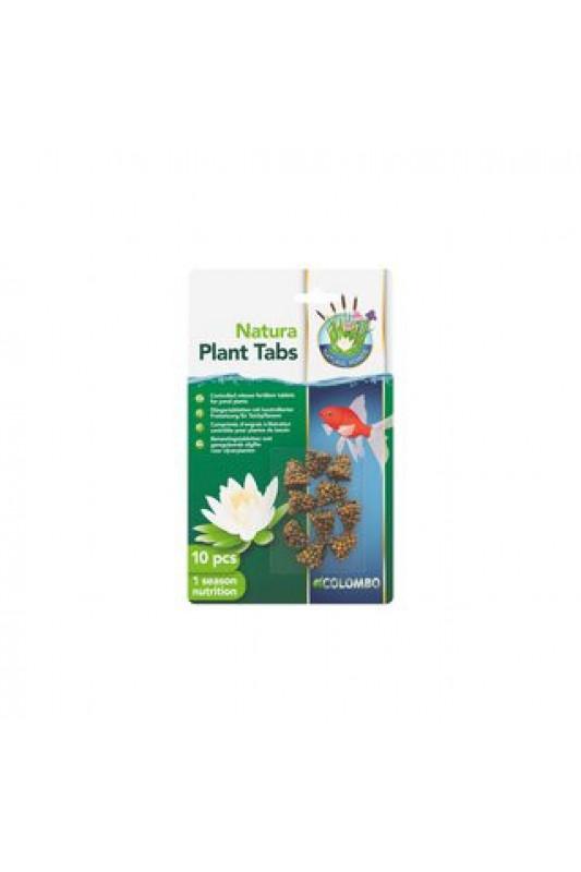 Colombo Natura Plant Tabs 10 st.