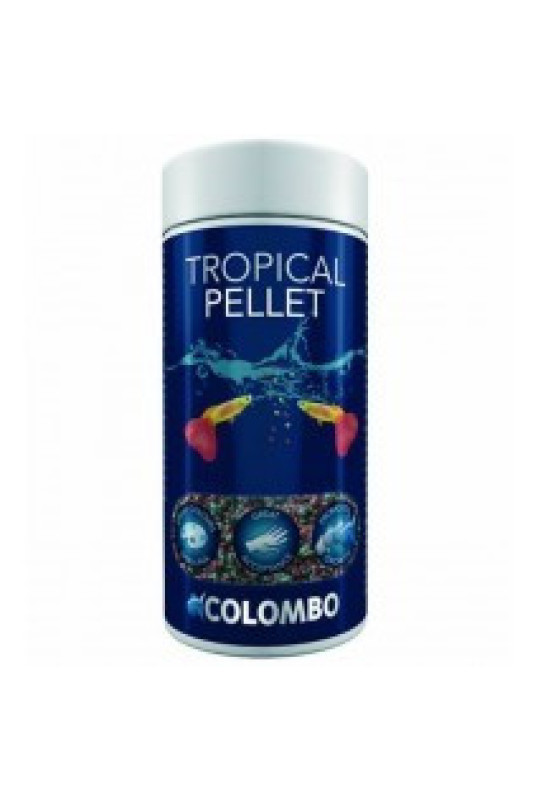 Colombo tropical pelety 250ml