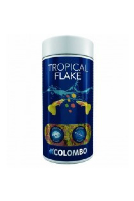 Colombo tropical vločky 100ml