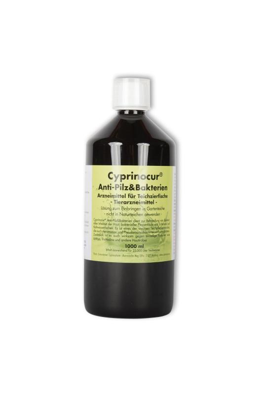 Cyprinocur proti mykózám a bakteriím 1000 ml