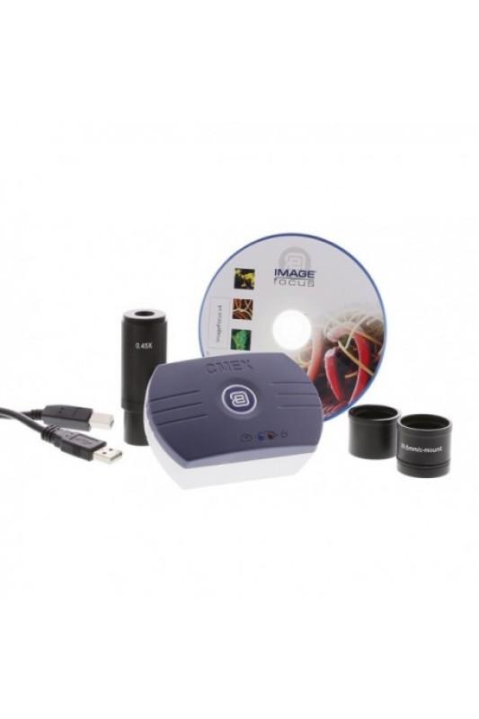 Digitální fotoaparát CMEX-5 s 5,0 Mpix