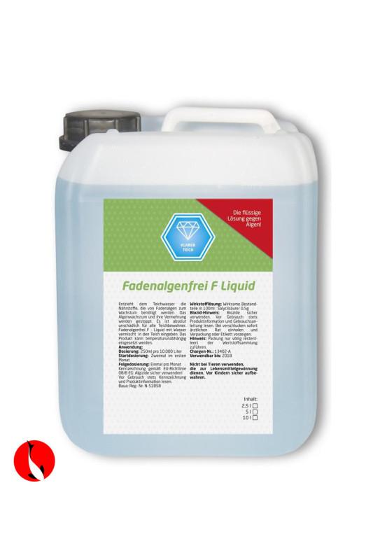 Fadenalgenfrei F- liquid proti vláknité řase 5L