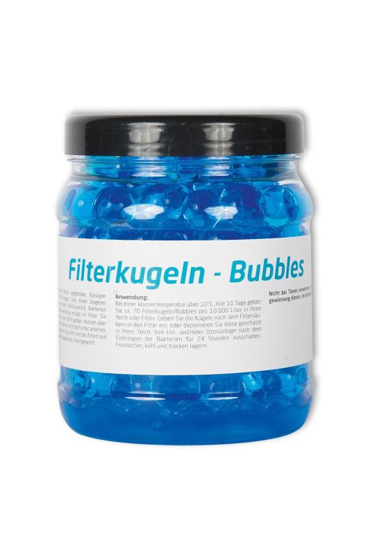 Filterkugeln / Bubbles