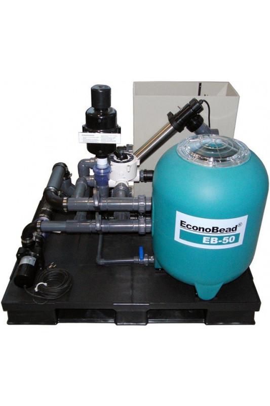 Filtrační sada EconoBead 50 + předfiltr a čerpadlo + UVC