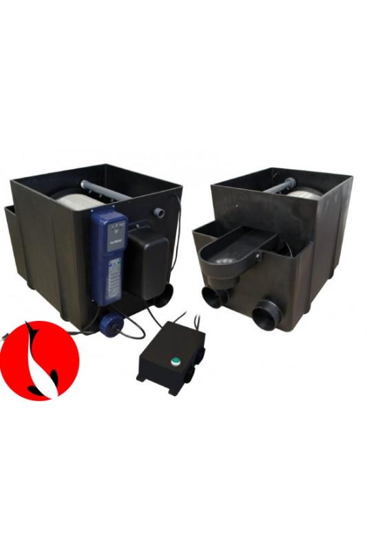 Filtreau bubnový filtr. 40W UV - gravitačný