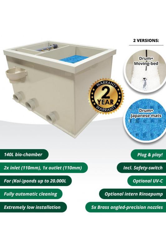 Filtreau Combi-2 New