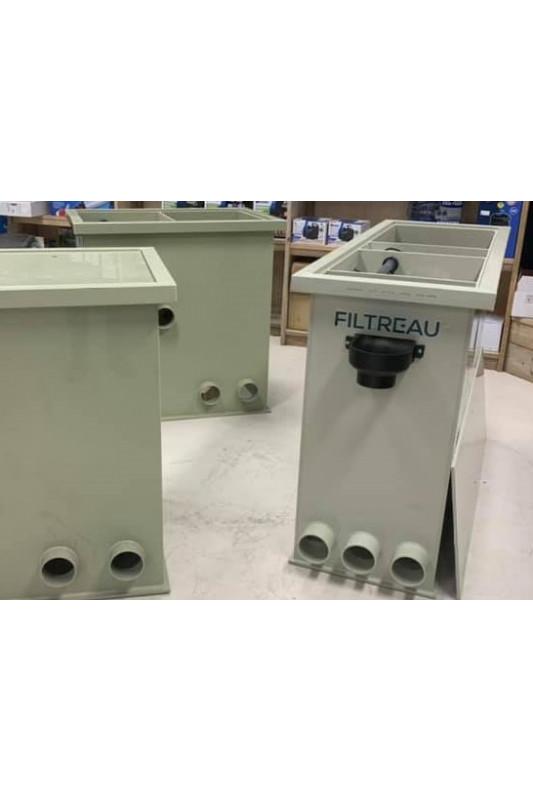 Filtreau Combi AFTER s UVC 40W Gravitační zapojení