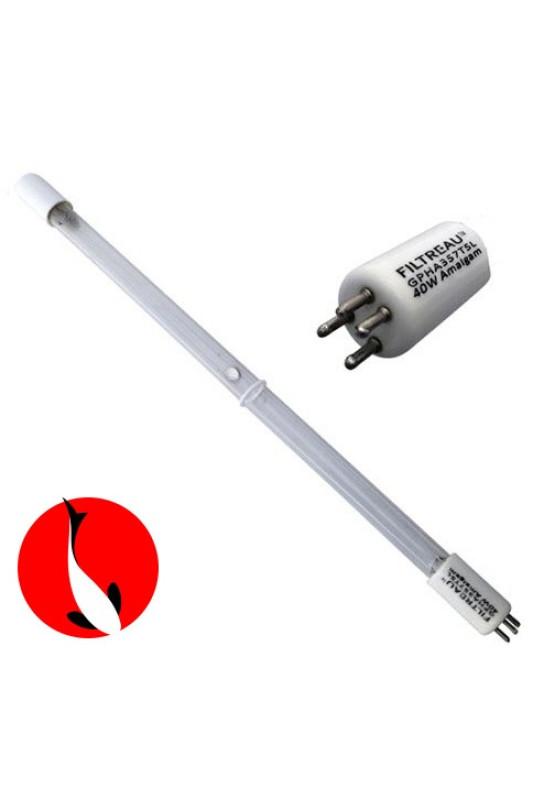 Filtreau UV-C žárovka 80 Watt Amalgán