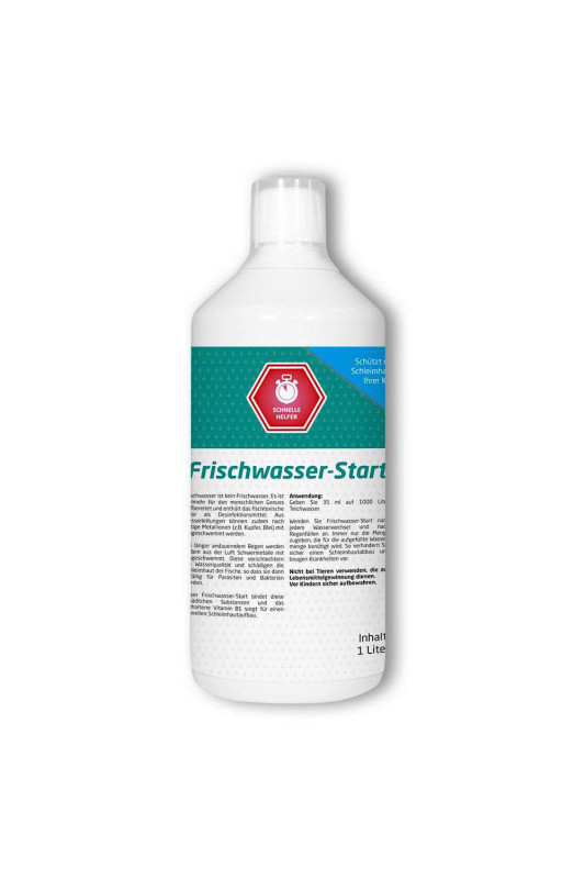 Frischwasser-Start 1000ml