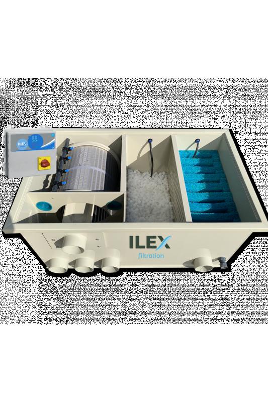 Ilex Biodrum 20 Combi bubnový filtr včetně rohože model 2021