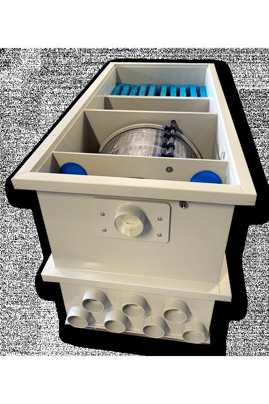 Koistahl BioDrum 100 s japonskou rohoží