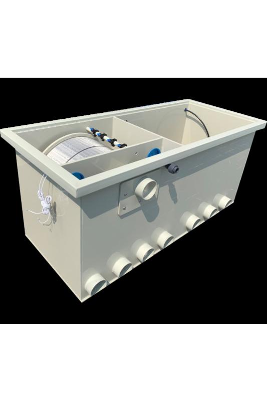 Koistahl bubnový filtr Biodrum 80 s biologií