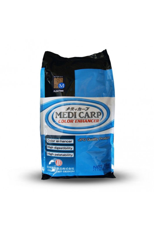 Medicarp Color Enhancer 10kg M