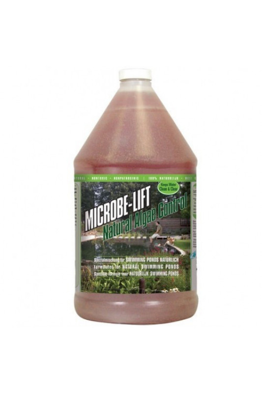Microbe-Lift - Natural Algea Control - 4 Liter