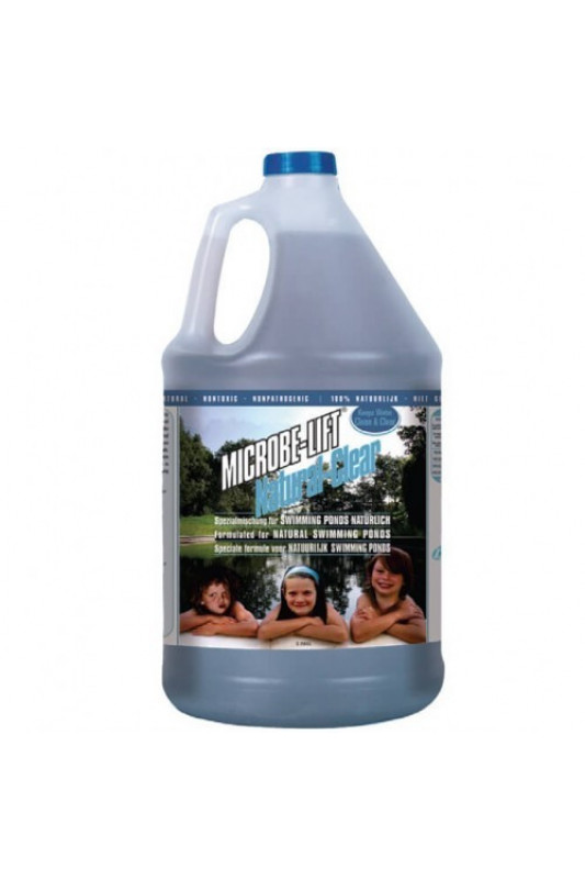 Microbe-Lift - Natural Clear - 4 Liter