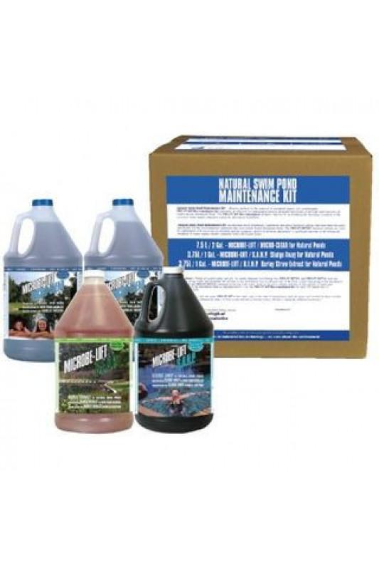 Microbe Lift® Natural Kit pro koupací jezírka