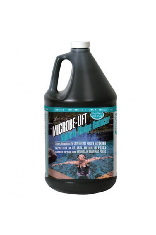 Microbe-Lift - Natural Sludge Reducer - 4 Liter