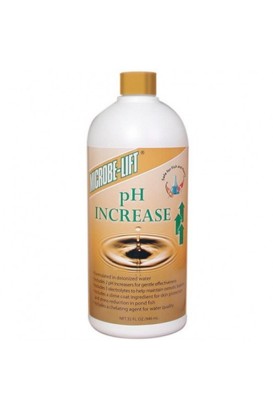 Microbe-Lift pH Increase plus 1 Ltr. (PH+)