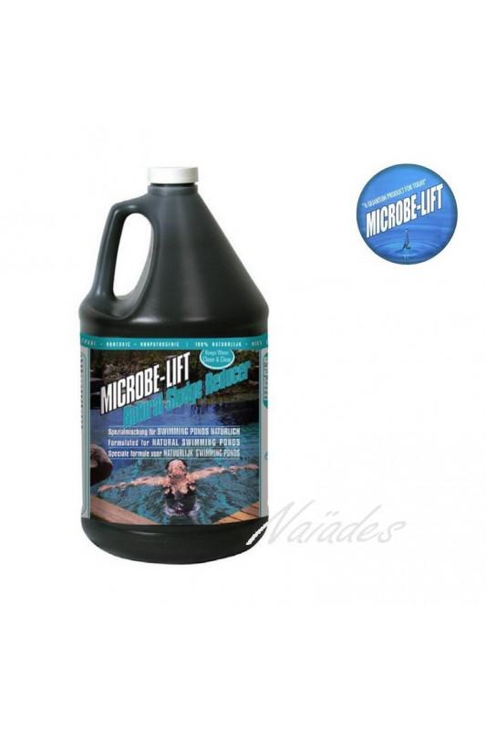 Microbe Lift® Přírodní reduktor kalu pro koupací jezírka 4l