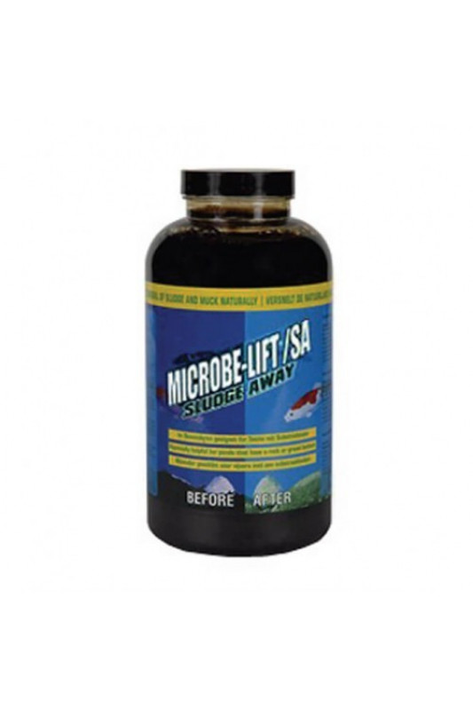 Microbe-Lift Sludge Away (odkalovač) 1 Ltr.