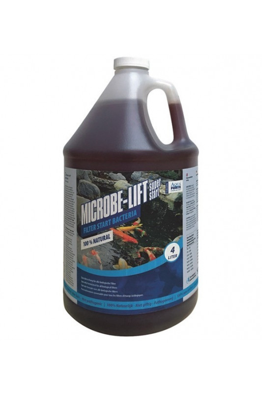 Microbe-Lift Super Start (Bead) 4000ml