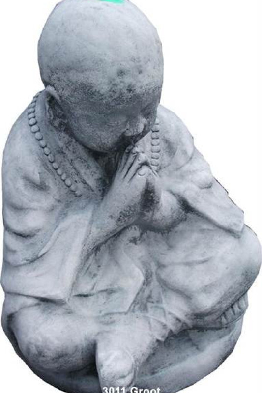 Modlící se mnich velký