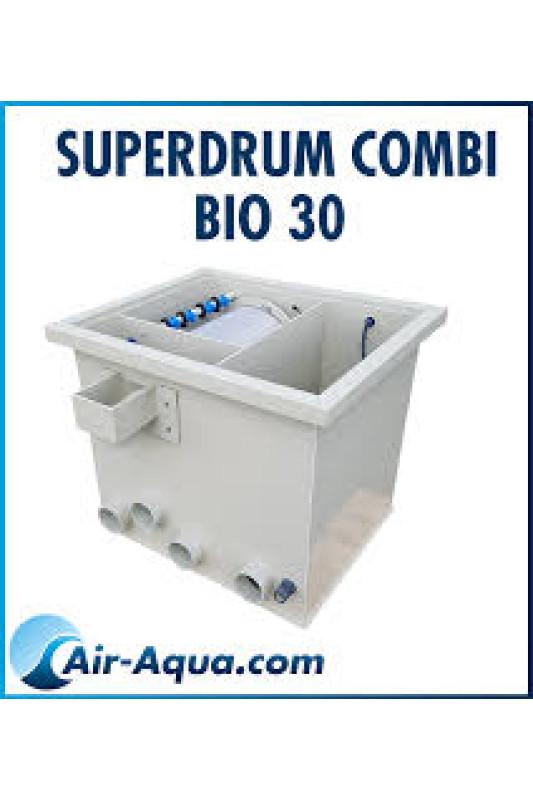 AirAqua SuperDrum Combi Bio 30
