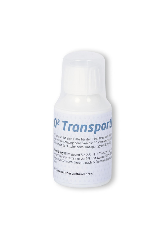 KD O2 transportný kyslík 100 ml (na 400 l vody)