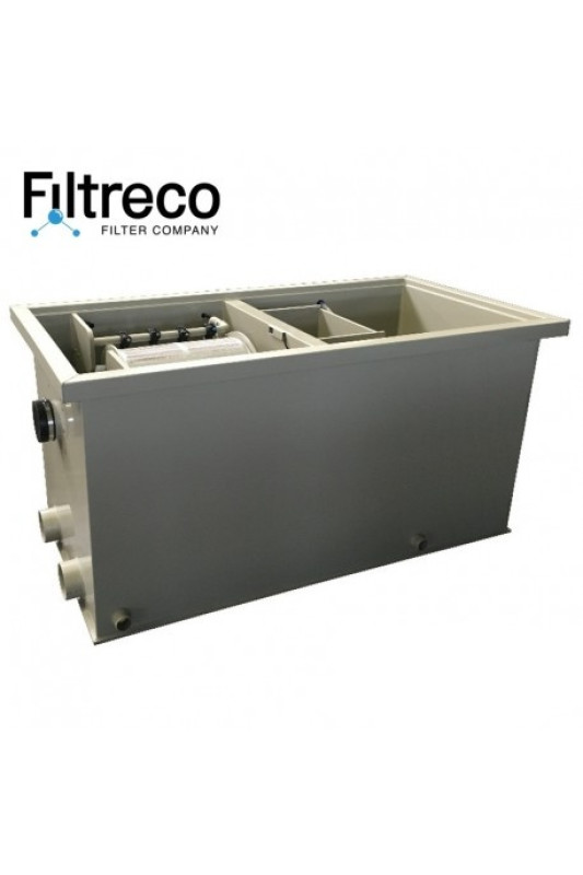 Filtreco Combi Drum Filter 25 Gravity