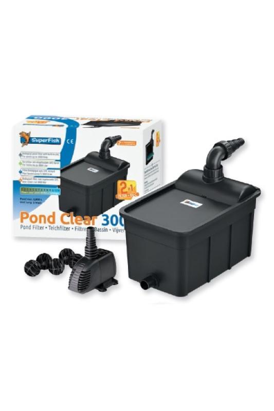 Jezírkový filtr SF PONDCLEAR KIT 3000