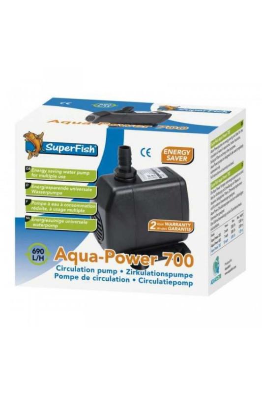 SuperFish AQUA SF AQUAPOWER 700 - 690 L/H 10W