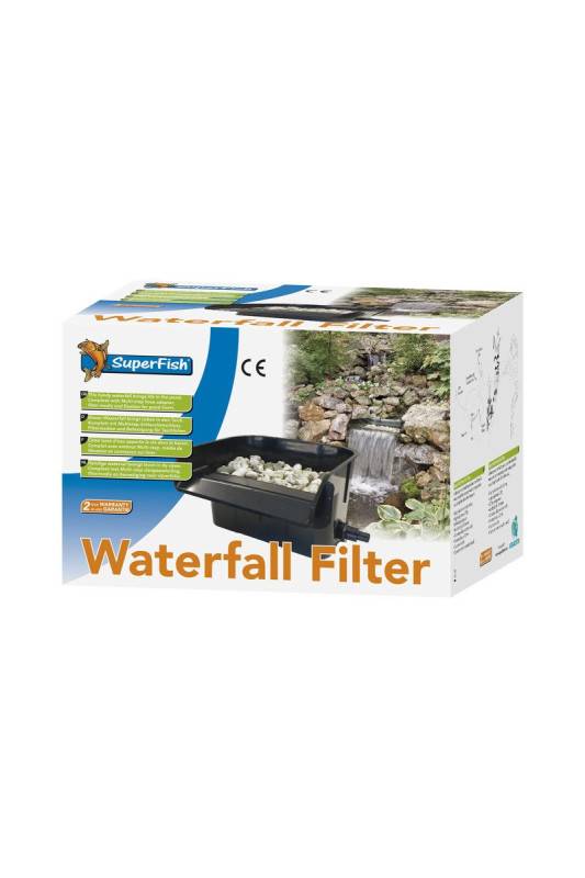 SuperFish POND SF WATERFALL FILTER