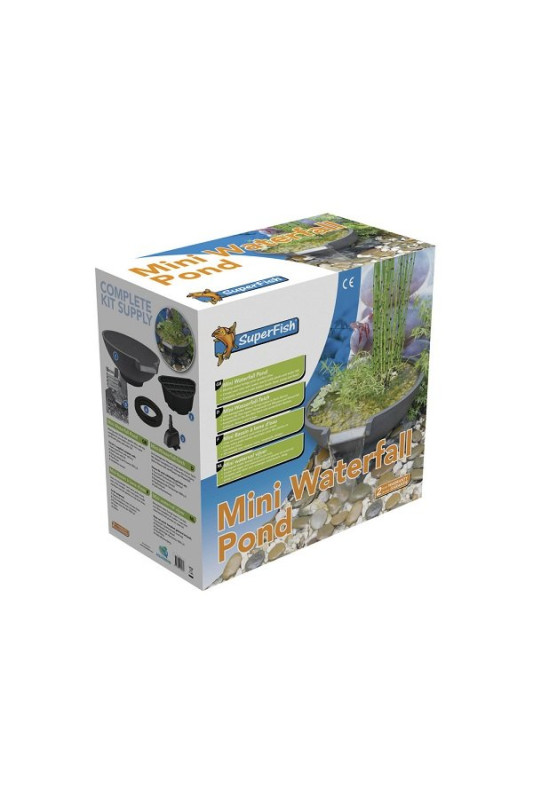 SuperFish POND SF MINI WATERFALL set
