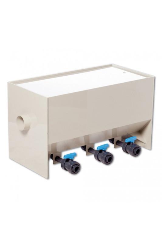 Filtreco KD 3-komorový filter - klasik