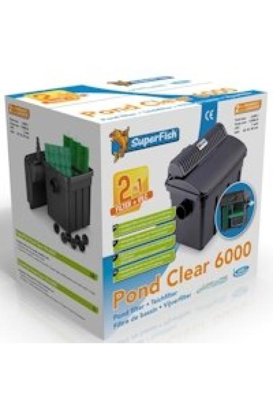 SuperFish  POND CLEAR 6000 UVC-7W