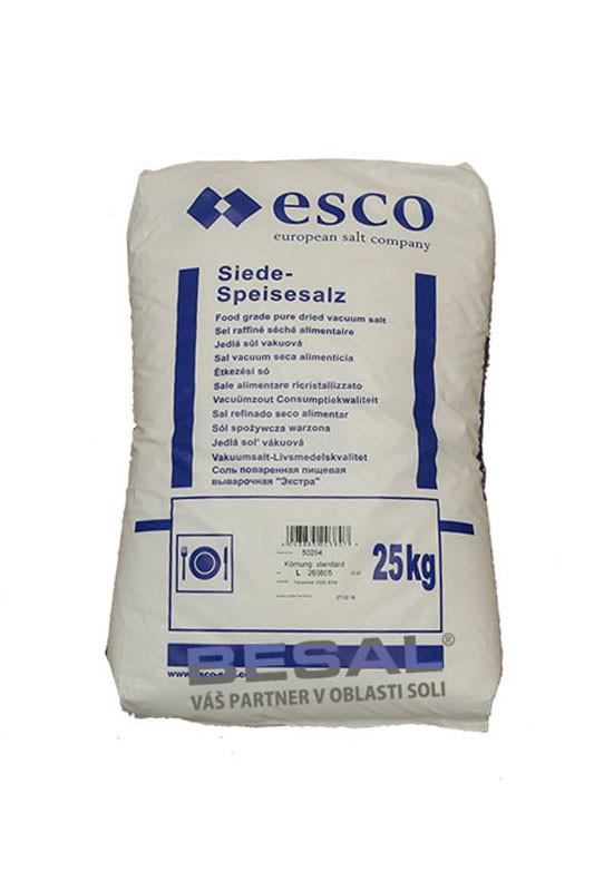 Jezírková sůl 25Kg