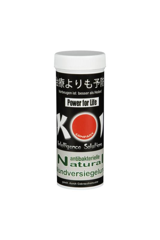 Přírodní práškový antiseptický gel 60 g